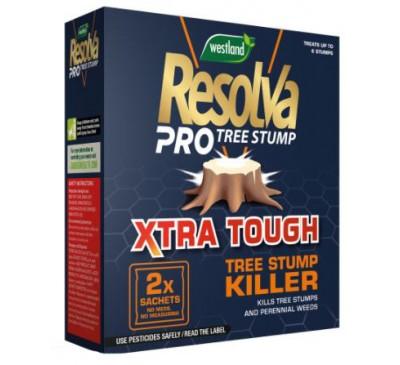 Resolva Pro Tree Stump Xtra Tough Sachets 2 x 100ml