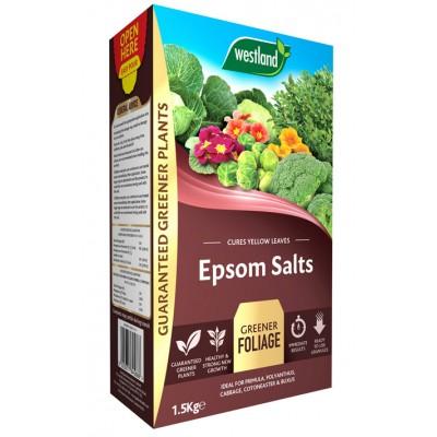 Westland Epsom salts 1.5kg