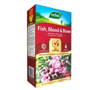 Westland Fish, Blood & Bone  1.5kg