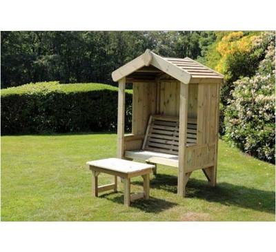 Windsor Garden Arbour Sits 2
