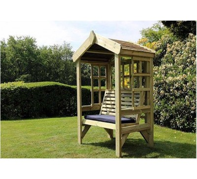Windsor Trellis Arbour Seats 2