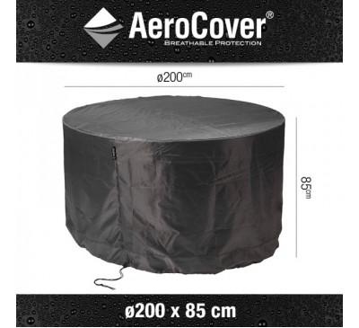 Aerocover Garden Furniture Set Cover Round 200 x 85cm