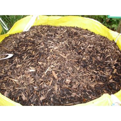 Woodland Bark Chippings Bulk Bag
