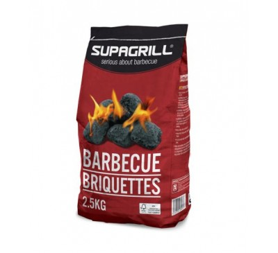 Supagrill Charcoal Briquettes 2.5kg
