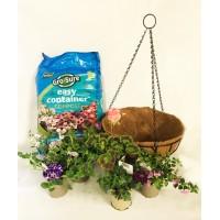 Hanging Basket Kit 14 inch - 35 cm