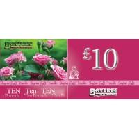 Baytree £10 Gift Voucher