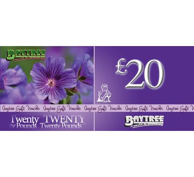 Baytree £20 Gift Voucher