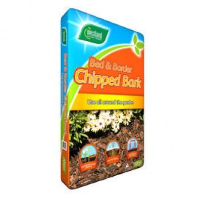 Westland Bed & Border Chipped Bark 70L