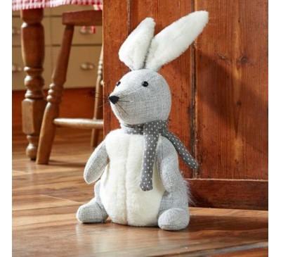 Floppy-Eared Bunny Doorstop