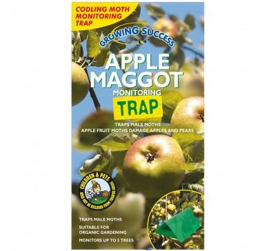Growing Success- Apple Maggot Monitoring Trap
