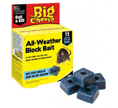 All Weather Block Bait