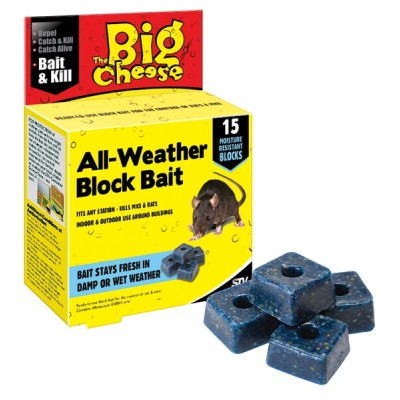 All Weather Block Bait