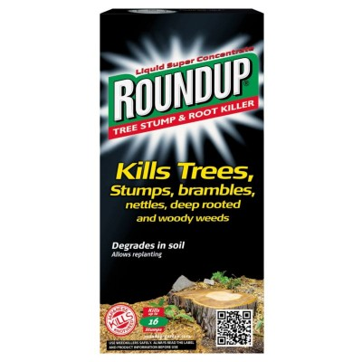 Roundup Tree Stump and Root Killer 250ml