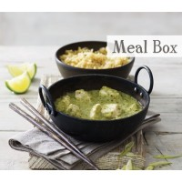 Cooks Frozen Food Curry Taster Pack for 2