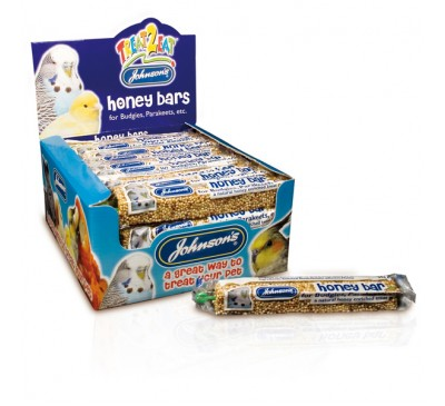 Treat2eat Budgie Honey Bar 35g