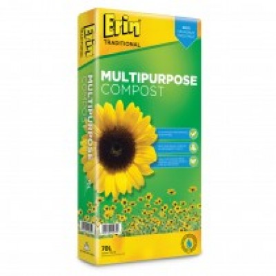 Erin Multi Purpose Compost 70 Litre