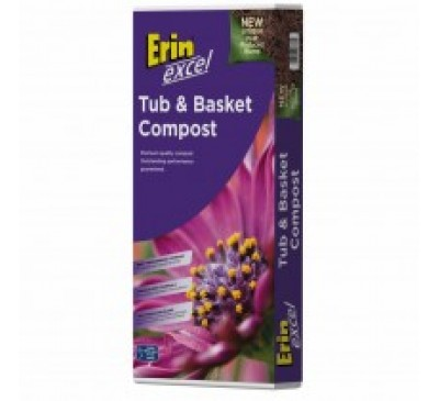 Erin Excel Tub & Basket Compost 50L