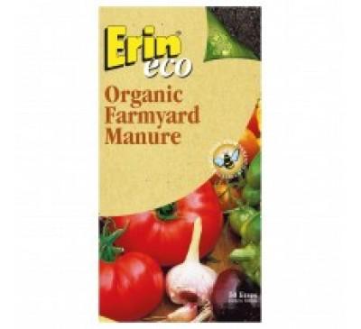 Erin Organic Farmyard Manure 50