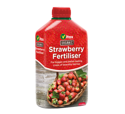Vitax Organic Liquid Strawberry Fertiliser 1L