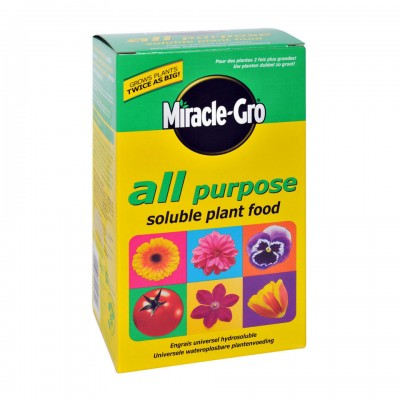 Miracle-Gro All Purpose Soluble Plant Food 1kg + 20% FREE