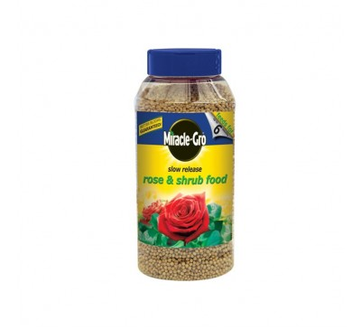 Miracle-Gro Rose & Shrub Slow Release Plant Food 1kg