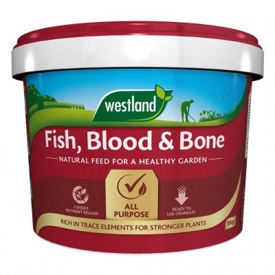 Westland Fish, Blood & Bone 10kg