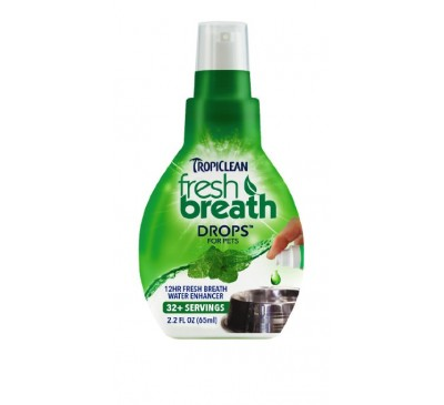 Fresh Breath Drops For Pets Tropiclean