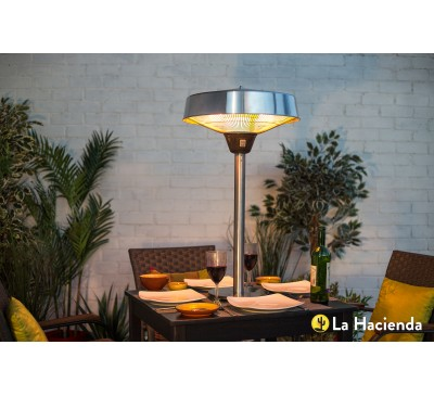 Table Top Heater Halogen with Modern Style Head