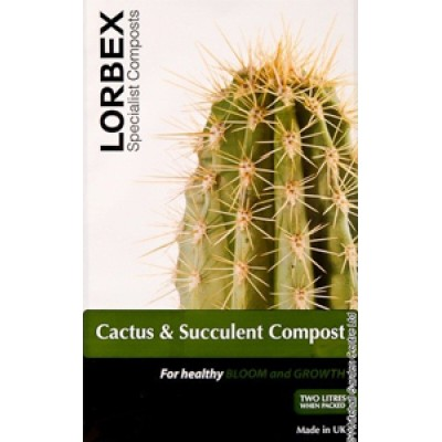 Cactus and Succulent Compost