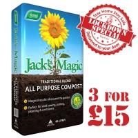 Westland Jacks Magic Compost 60L 3 for £15