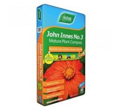 Westland John Innes 3 Mature Plant 10L