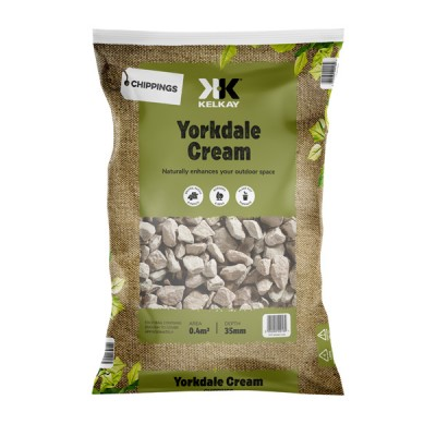 Yorkdale Cream 25kg Bag (approx)
