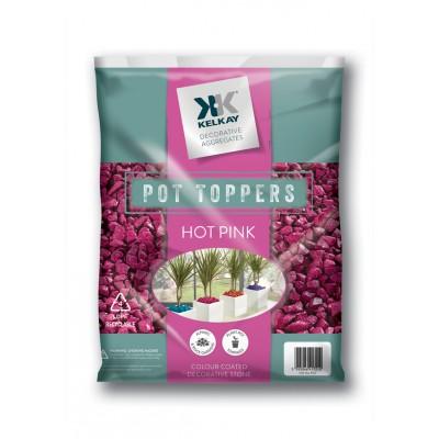 Hot Pink Pot Topper Handy Pack