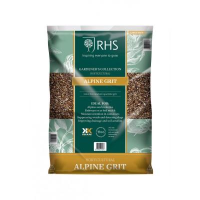 RHS Horticultural Alpine Grit 25kg Bag Approx