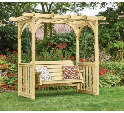 Appleton Swing Arbour