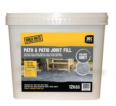Patio Joint Filler Grey 12kg Tub