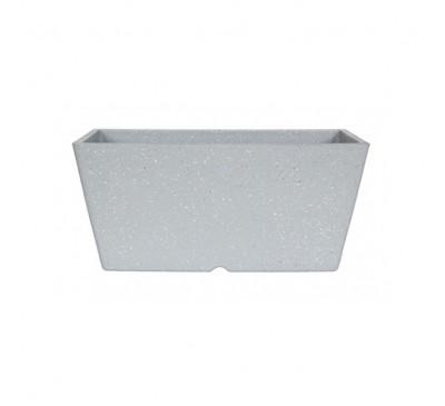 Terrazzo Trough Grey
