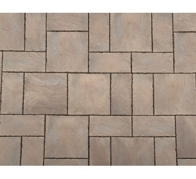 Windsor Patio Kit 3m x 2.4m Autumn Gold