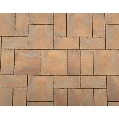 Windsor Patio Kit 3m x 2.4m Mellow Stone