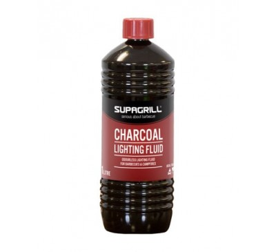 Supagrill Barbecue Lighting Fluid 1 Litre