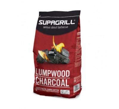 Supagrill Lumpwood Charcoal 4kg