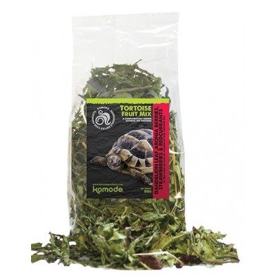 Komodo Tortoise Fruit Mix 80g