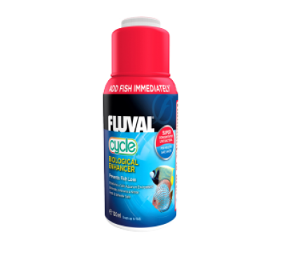 Fluval Cycle Biological Enhancer 120ml (Treats 960L)