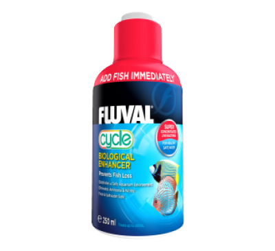 Fluval Cycle Biological Enhancer 250ml (Treats 2000L)