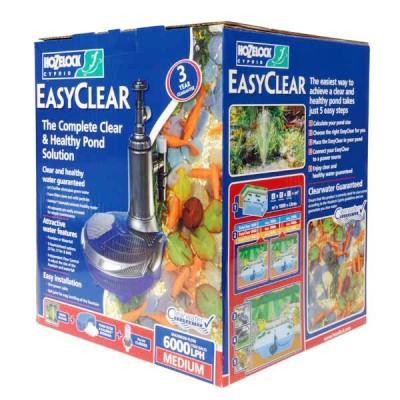 Hozelock EasyClear 6000