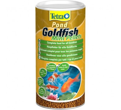 Tetra Goldfish Mini Pellets 1L