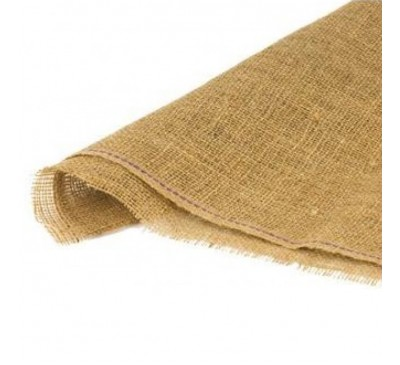 Hessian Square Liner for Pond Baskets 45x45cm
