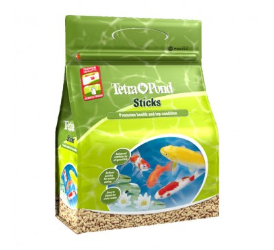Tetra Pond Sticks 4L/450g