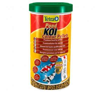 Tetra Pond Koi Colour and Growth Food 1L/270g