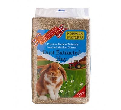 Norfolk Pastures Dust Free Hay 5kg